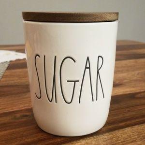 Rae Dunn sugar container